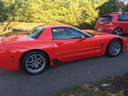 2002 chevrolet Chevrolet Corvette Z06 Coupe 2-Door