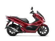 The Honda PCX is offered Petrol engine in the Indonesia. Honda PCX